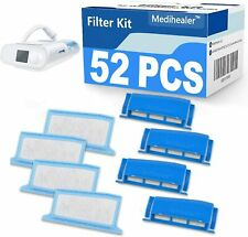 Philips Respironics CPAP Filters Replacement Supplies with Dreamstation - 52 Pcs