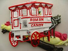 Roman Candy Taffy Ornament wFreeBag New Orleans Christmas Favor zoo Gift holiday