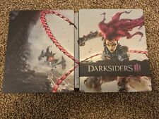 Darksiders III 3 Apocalypse Edition Steelbook Only