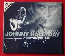 Johnny Hallyday, tes tendres années / that's all rig,  CD single edition limitée
