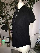 Taillenlange Esprit Damenblusen, - tops & -shirts ohne Muster