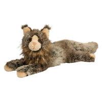 OSCAR the Plush MAINE COON CAT Stuffed Animal - Douglas Cuddle Toys - #2473