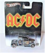 HOT WHEELS POP CULTURE AC/DC CONVOY CUSTOM REAL RIDERS 2013 MATTEL