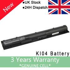 Battery For HP Pavilion 14/15-ab000 17-g000 800010-421 800049-001 KI04 K104 FS