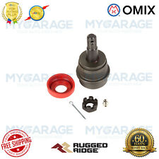 Omix For 1984-2006 Jeep Wrangler / Cherokee Suspension Ball Joint Kit, 4 Piece