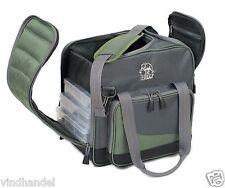Behr System Tasche Angeltasche mit 4 Zubehörboxen Angelbox 5730506.