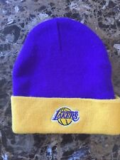 Reebok  NBA Basketball  Los Angeles LA Lakers  Beanie toddlers