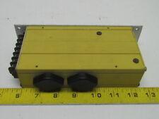 Acopian VFD12-50A Dual Output 12VDC Power Supply 105-125VAC Input