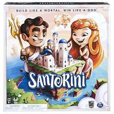 Spin Master Santorini Strategy Based Board Game For 2-4 players Age 8+