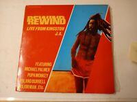 Rewind: Live From Kingston J.A-Various Artists Vinyl LP 1985 UK COPY