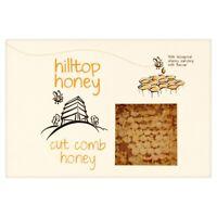 Hilltop Honey Cut Comb Slab - 200g