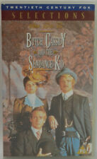 Butch Cassidy And The Sundance Kid 1969 VHS 2001 Englisch