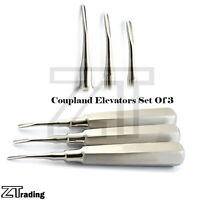 Dental Surgical Luxation Coupland Elevators Tooth Extraction Root Elevators CE