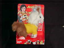 Michael Jackson Pets Louie The Llama Plush Toy With Box & Cassette Bonus Letter