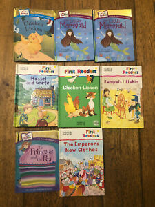 M&S first readers- 8 books