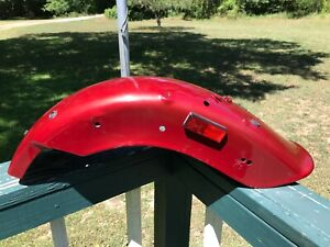 2004 Honda CMX250 Rebel Rear Fender