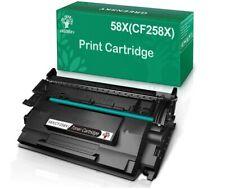 GREENSKY Compatible Toner Cartridge for HP 58X CF258X Printer No Chip Black 1-PK