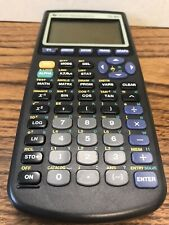 Texas Instrument TI-83 Plus Graphing Calculator with Sliding Cover Parts No Powe