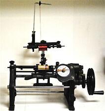 Coil winding machine, Coil winder w/ Traverse Mechanism, Hand wind coils, New!