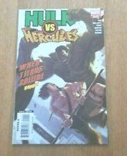 Hulk vs Hercules: When Titans Collide - 1of 1 - June 2008