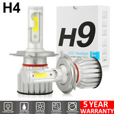 CREE H4 HB2 9003 1900W 300000LM LED Headlight Kit Hi/Lo Beam Power Bulb 6000K