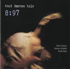 Knut Vaernes Trio - 8:97 (Bomba Records Japan) CD