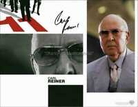 CARL REINER AUTOGRAPH *US COMEDIAN, ACTOR & WRITER* HAND SIGNED 10X8 PHOTO