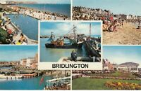 Postcard - Bridlington - 5 Views