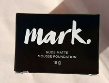 Avon Mark Nude Matte Mousse Foundation  Pure Beige