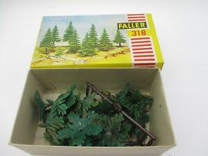 Faller: Tannen-Sortiment / Baum-Packung Nr.318   (Stiege50)