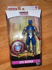 Hasbro Marvel Legends Shang-Chi Gamerverse CIVIL WARRIOR Mr. Hyde BAF wave