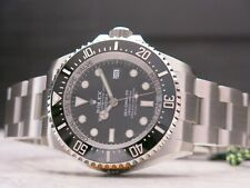 Rolex Sea-Dweller Deep Sea 44mm Ceramica Lunetta 126660 NUOVO!