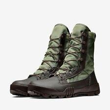 "Nike SFB Jungle 8"" Field Boots Baroque Brown Green 631372-222 EDC Men's SZ 13"