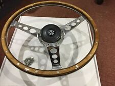 classic vw beetle steering wheel products for sale | eBay
