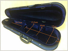 Brand New Violin Foam Hard Case for 1/4 Violin, Blue, Waterproof, Light-weight