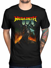 Megadeth Escape Men's T-Shirt Black