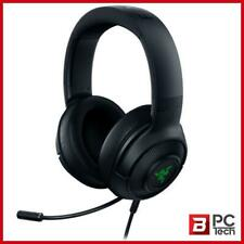 Razer Kraken X USB 7.1 Surround Sound Gaming Headset - Black