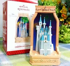 Hallmark Cinderella's Castle 2013 ornament Disney's Wish Upon A star
