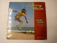 """Bunny Wailer – Jump Jump / Dance Hall Music - 12"""" Vinyl Single"""