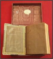 (1899) ILLUSTRATED ⚜ BOXED ⚜ SIGNED ⚜ Christian Missal BIBLE Catholic Roman RARE