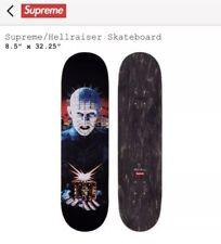 Supreme Hell Raiser Hellraiser Pin Head Deck Skate Ss18 New