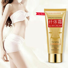 Bath & Shower 1pcs Slim Massage Cream Slimming Cream Leg Body Waist Weight Loss Fat Burner Weight Loss Anti-cellulite Tight Shaping Body Beauty & Health