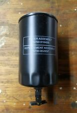 FUEL WATER SEPARATOR FILTER WITH DRAIN VALVE MEP-802A 803A 1:85285F 76700-91640B