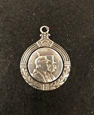 WW1 German Kaiser Wilhelm & Von Hindenburg Commemoration Iron Cross Medal