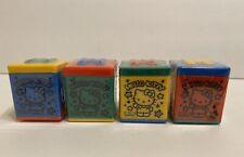 Set Of 4 Sanrio Hello Kitty Pencil Sharpener