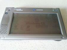 Casio Cassiopeia PA-2400W Vintage PDA con scatola e manuali