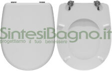 Toilet Seat SintesiBagno MADE for Cesame WC ARETUSA series. CCACE012001