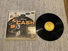 "JOHNNY CASH  ""SELF TITLED""  SUN RECORDS   1220   VG+/VG+"