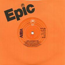 """ABBA - Take A Chance On Me  (7"""" Single 1977) VG+"""