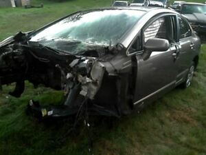 Power Brake Booster Fits 06-11 CIVIC 75711